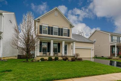 Blacklick Single Family Home Contingent Finance And Inspect: 7844 Headwater Drive