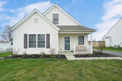 Obetz Single Family Home Contingent Finance And Inspect: 4023 Grayson Drive