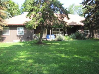 Mount Vernon Single Family Home For Sale: 17635 Coshocton Road