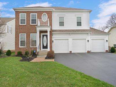 New Albany OH Single Family Home Contingent Finance And Inspect: $424,900