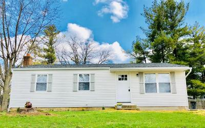 Galloway Single Family Home Contingent Finance And Inspect: 6691 Elm Park Drive