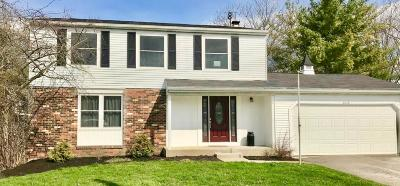 Galloway Single Family Home Contingent Finance And Inspect: 8849 Crestridge Court