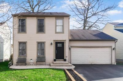 Galloway Single Family Home Contingent Finance And Inspect: 5873 Oreily Drive