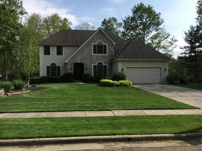 New Albany Single Family Home Sold: 1315 Windtree Court