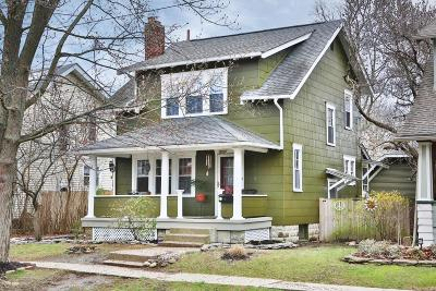 Clintonville Single Family Home Contingent Finance And Inspect: 379 Crestview Road