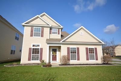 Blacklick Single Family Home Contingent Finance And Inspect: 7943 Waggoner Run Drive