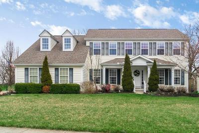 Grove City Single Family Home Contingent Finance And Inspect: 5108 Sandpiper Court