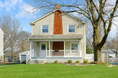Clintonville Single Family Home Contingent Finance And Inspect: 452 Piedmont Road