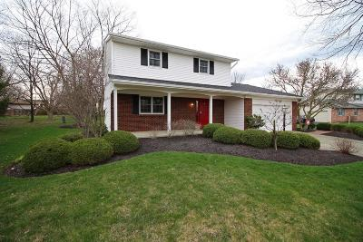 Pickerington Single Family Home Contingent Finance And Inspect: 457 Shagbark Court