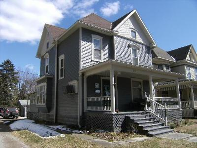 Union County Single Family Home Contingent Finance And Inspect: 137 S Franklin Street