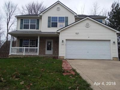 Single Family Home For Sale: 970 White Oak Court