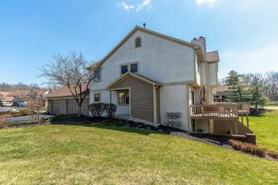 Westerville Condo Contingent Finance And Inspect: 557 Spring Brook Court E