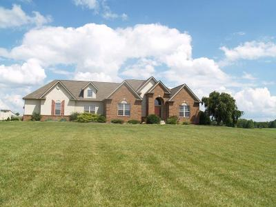 Marengo Single Family Home For Sale: 9124 Porter Central Road