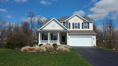 New Albany OH Single Family Home Contingent Finance And Inspect: $339,900