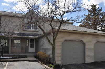 Hilliard Condo Contingent Finance And Inspect: 5651 Everbrook Drive