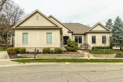 Columbus Single Family Home For Sale: 7193 Old Redbud Court