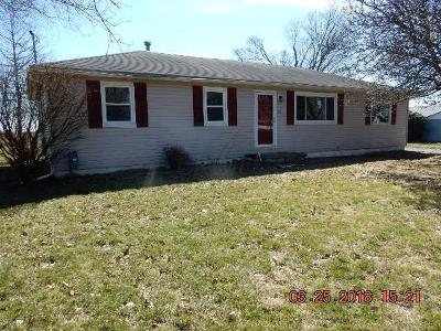 Fredericktown Single Family Home Contingent Finance And Inspect: 28 Crestview Drive