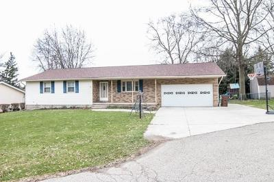 Fredericktown Single Family Home Contingent Finance And Inspect: 5 Adena Court