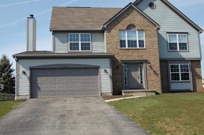Pickerington Single Family Home For Sale: 12327 Thoroughbred Drive