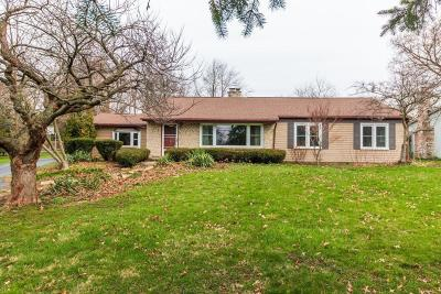 Westerville Single Family Home For Sale: 610 E Walnut Street