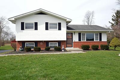 Groveport Single Family Home Contingent Finance And Inspect: 5781 Ebright Road
