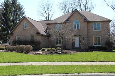 Westerville Single Family Home For Sale: 945 Woodsedge Lane