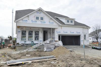 Dublin Single Family Home For Sale: 8517 Firenza Place #Lot 99