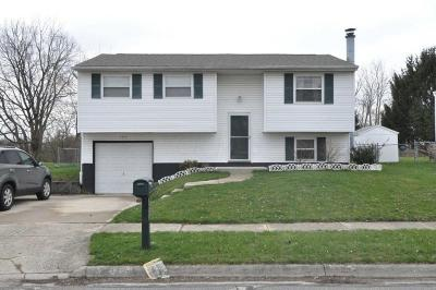 Grove City Single Family Home Contingent Finance And Inspect: 2435 Blue Rock Boulevard