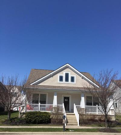Grove City Single Family Home Contingent Finance And Inspect: 4621 Pebble Beach Drive