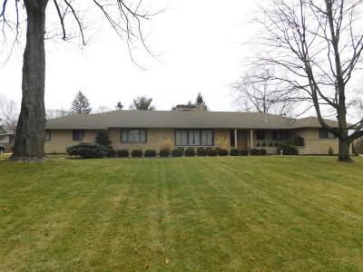 Upper Arlington Single Family Home For Sale: 2814 Exmoor Road