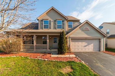 Groveport Single Family Home For Sale: 434 Rothgate Drive