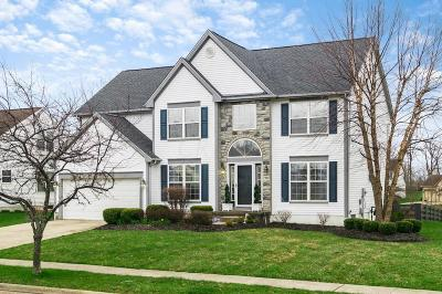 Reynoldsburg Single Family Home Contingent Finance And Inspect: 7955 Rodebaugh Road