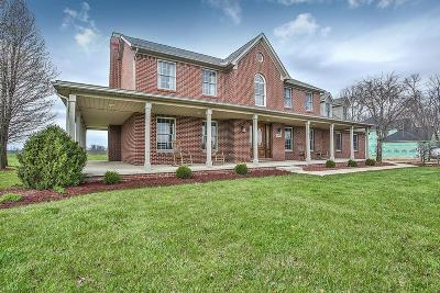 Orient Single Family Home Contingent Finance And Inspect: 11865 Thrailkill Road