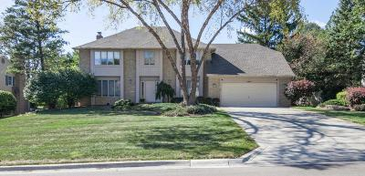 Columbus Single Family Home For Sale: 3815 Criswell Drive