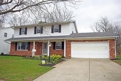 Newark Single Family Home Contingent Finance And Inspect: 464 Catalina Drive