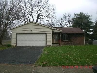 Pickerington Single Family Home Sold: 355 Parkwood Avenue