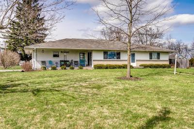 Kirkersville Single Family Home Contingent Finance And Inspect: 220 E Main Street