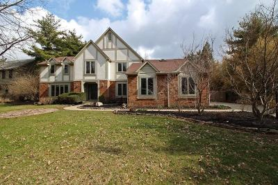 Single Family Home Contingent Finance And Inspect: 112 W Campus View Boulevard