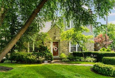 Upper Arlington Single Family Home Contingent Finance And Inspect: 1783 Barrington Road