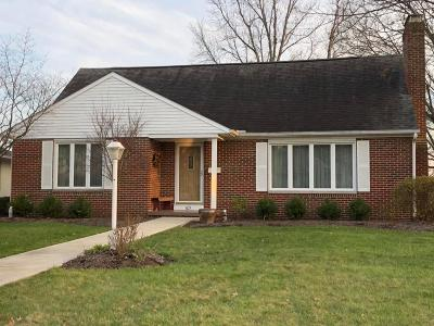 Canal Winchester Single Family Home Contingent Finance And Inspect: 101 Kramer Street