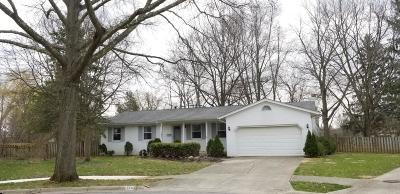 Westerville Single Family Home Contingent Finance And Inspect: 131 Patti Court