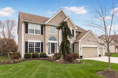 Grove City Single Family Home Contingent Finance And Inspect: 2889 Dunhurst Court
