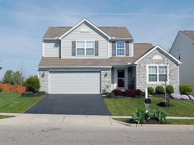 Blacklick Single Family Home Contingent Finance And Inspect: 642 Streamwater Drive