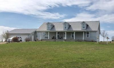 Perry County Single Family Home For Sale: 5462 Stage Coach Road NW