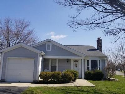 Powell Single Family Home Contingent Finance And Inspect: 8704 Seabright Drive