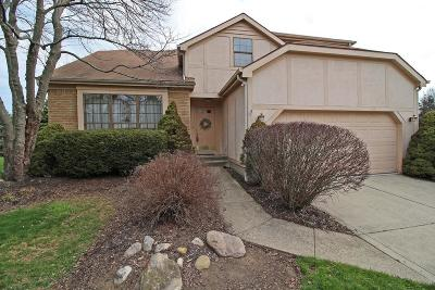 Dublin Single Family Home Contingent Finance And Inspect: 7086 Wichita Court