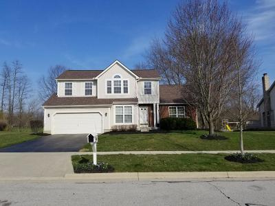 Blacklick Single Family Home Contingent Finance And Inspect: 2756 Skelton Lane