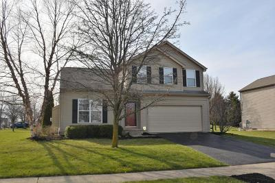 Westerville Single Family Home Contingent Finance And Inspect: 415 Tottenham Boulevard