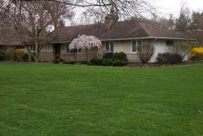 Upper Arlington Single Family Home For Sale: 2811 McCoy Road