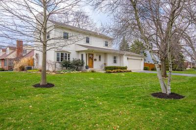 Upper Arlington Single Family Home Contingent Finance And Inspect: 1455 Berkshire Road